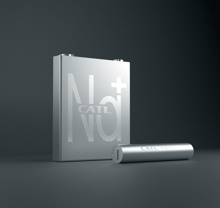 CATL Batterie © ©CATL