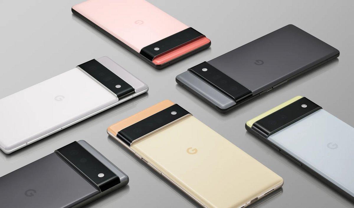 Google Pixel 6 © Google
