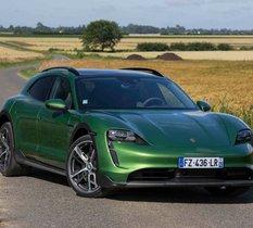 Essai Porsche Taycan Cross Turismo : la plus baroudeuse des Porsche électriques
