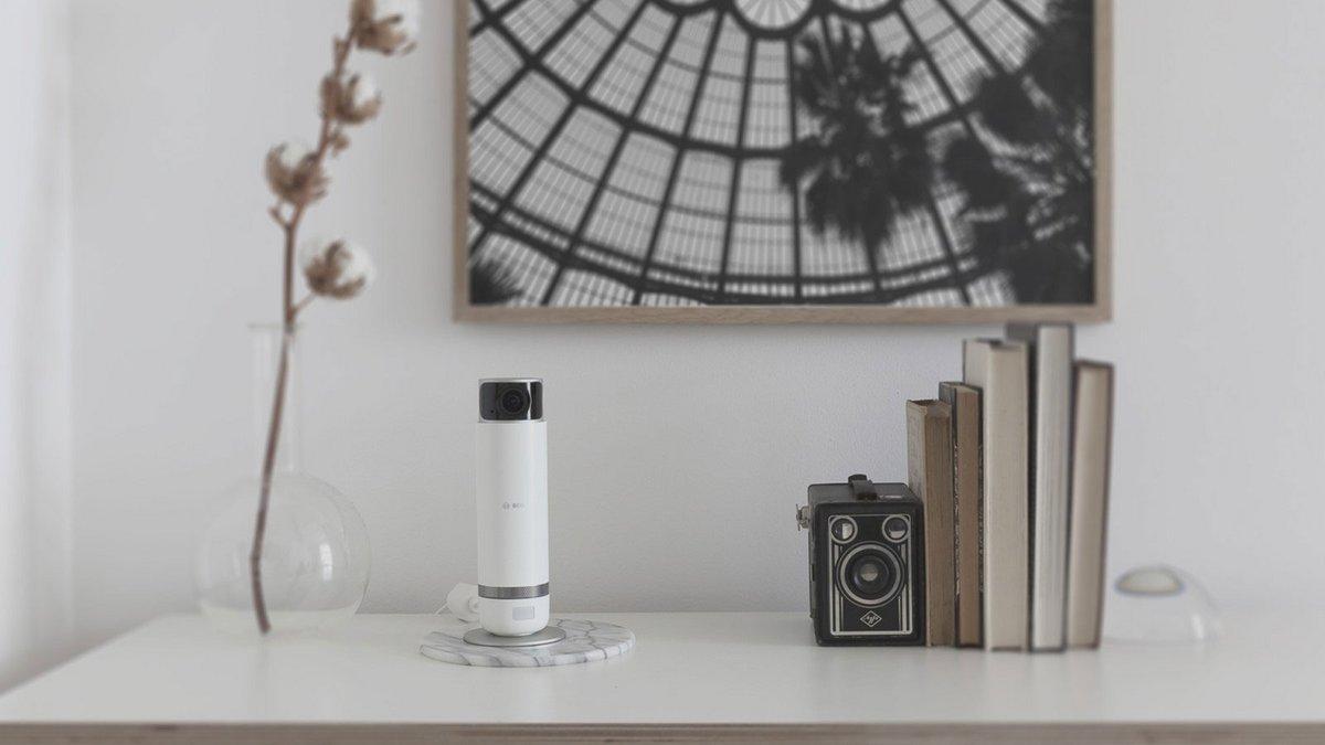 Test Bosch Caméra intérieure 360°