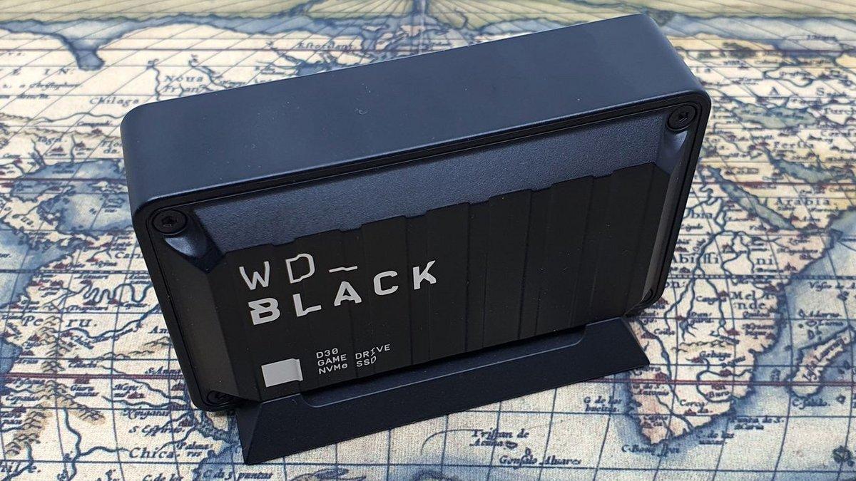 WD_Black D30 © Nerces