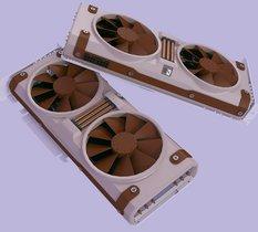 Asus prépare une GeForce RTX 3070 refroidie par Noctua
