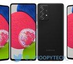Le Samsung Galaxy A52s se dévoile en images