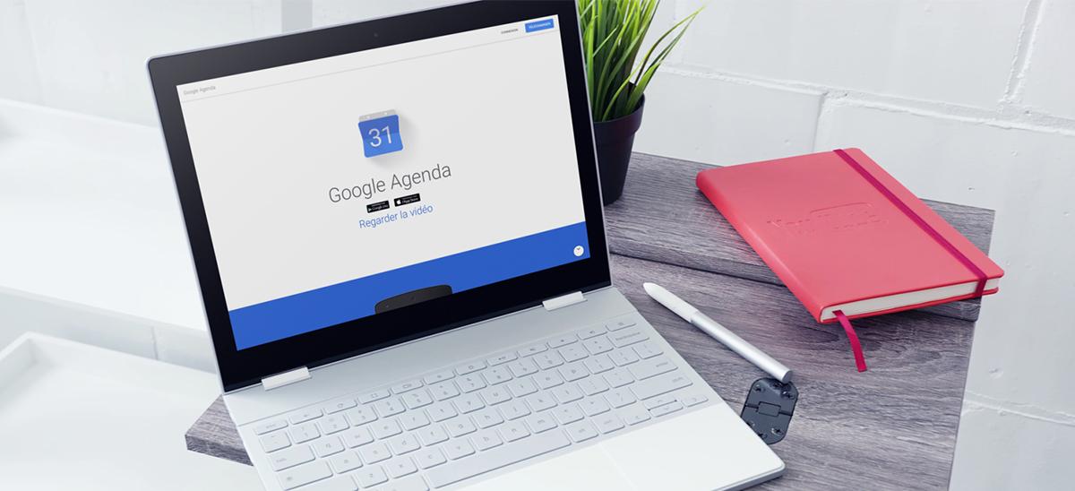 Agenda Chrome OS © Pixabay - Google