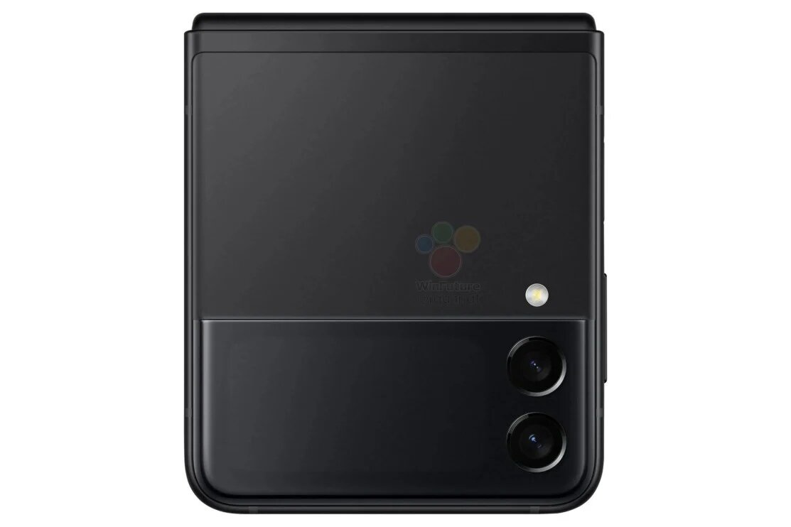 Rendu Galaxy Z Flip 3 5G © Samsung via WinFuture