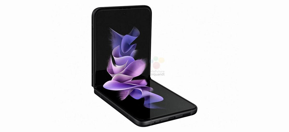 Galaxy Z Flip 3 5G Samsung © Samsung via WinFuture
