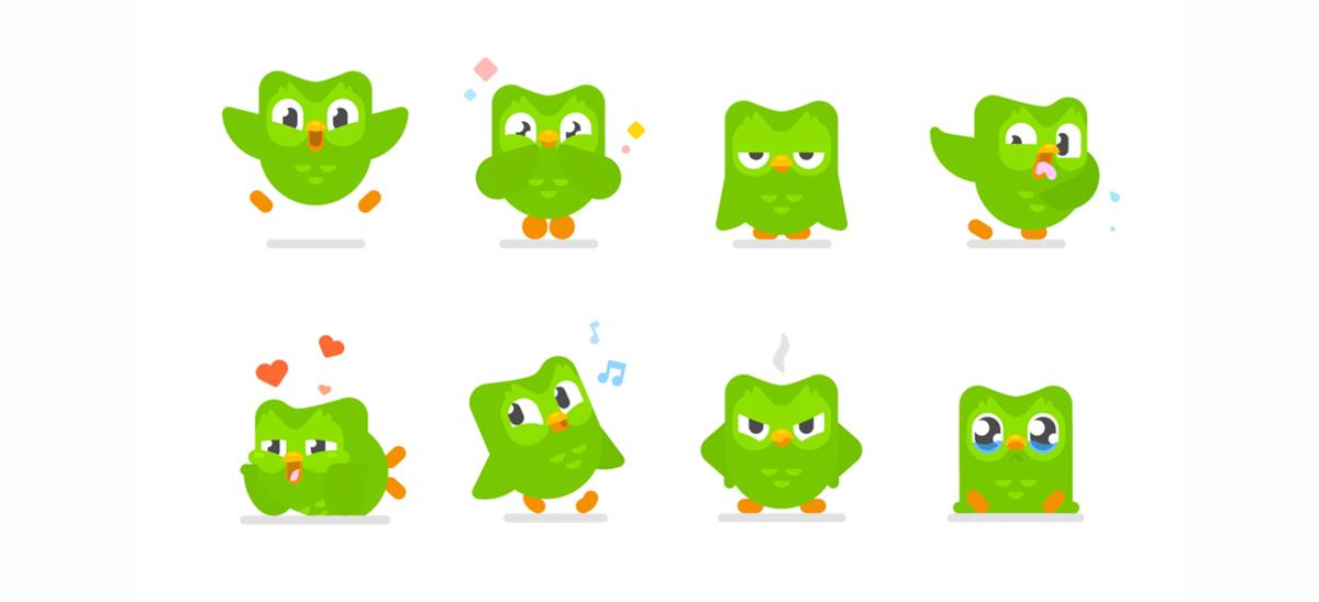 Duolingo mathématiques © Duolingo