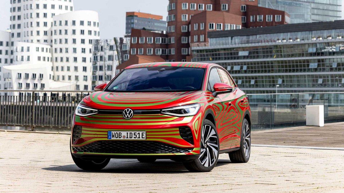ID. 5 GTX © Volkswagen