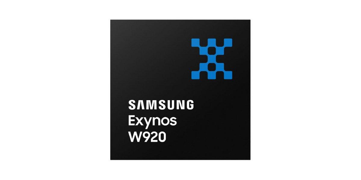Samsung Exynos W920 © Samsung