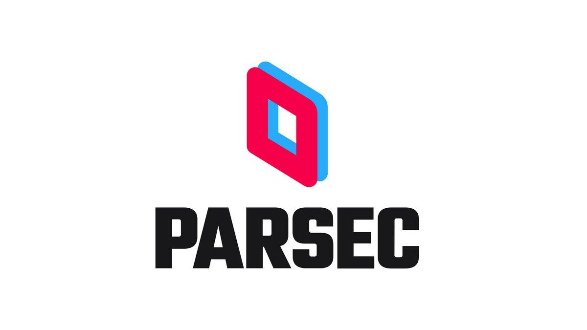 Parsec Logo © ©Parsec
