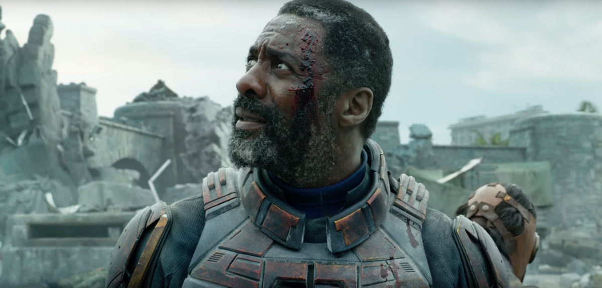 Idris Elba © Warner Bros