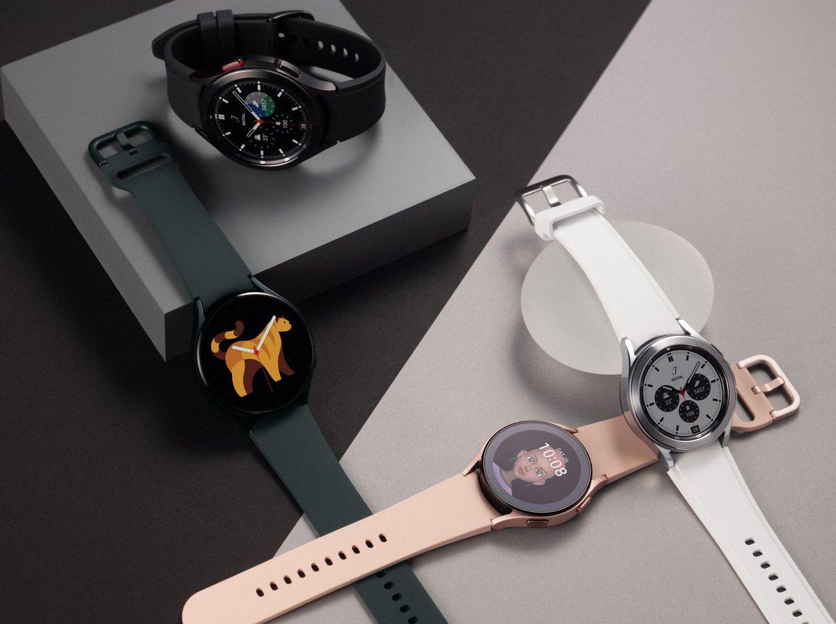 Samsung Galaxy Watch 4 © EMBARGO © Samsung