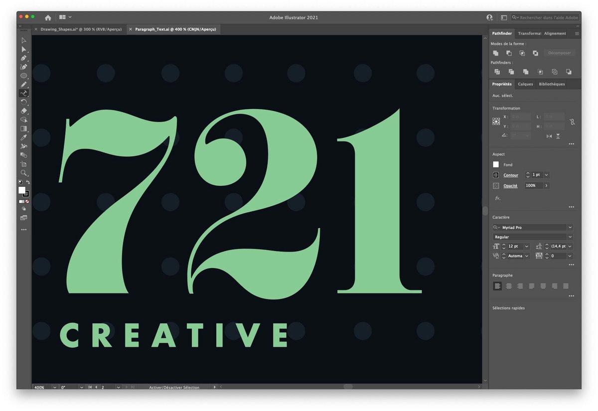 Adobe Illustrator 2021 Mac