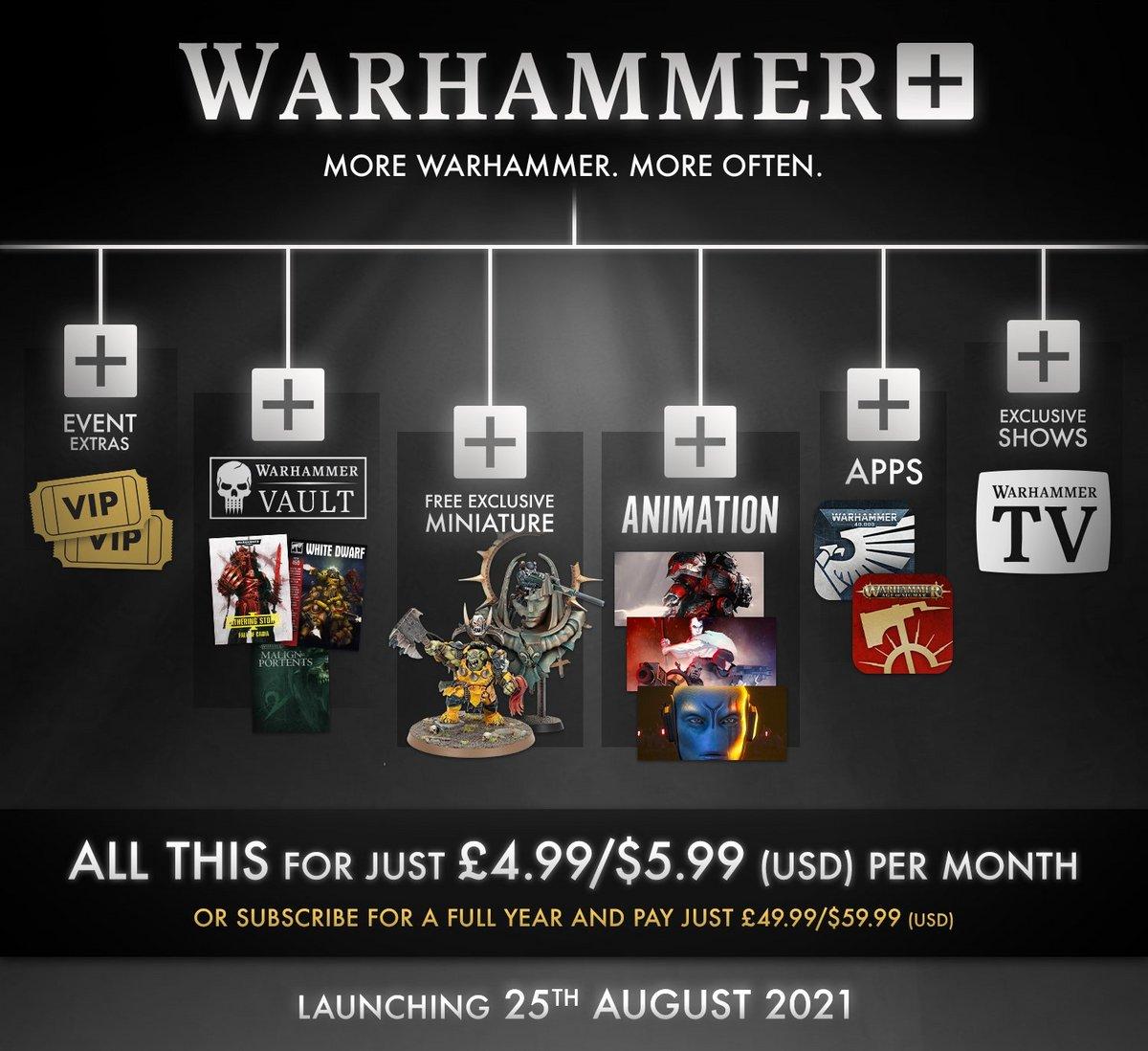 Warhammer+ © Games Workshop