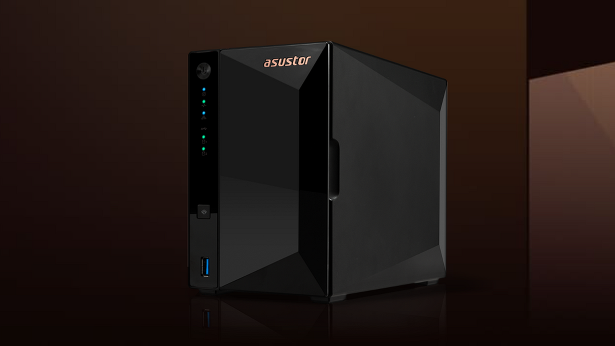 Asustor Drivestor 2 Pro AS3302T © Asustor