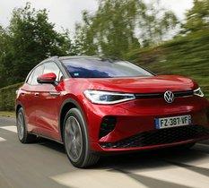 Volkswagen domine les ventes de voitures électriques en Europe