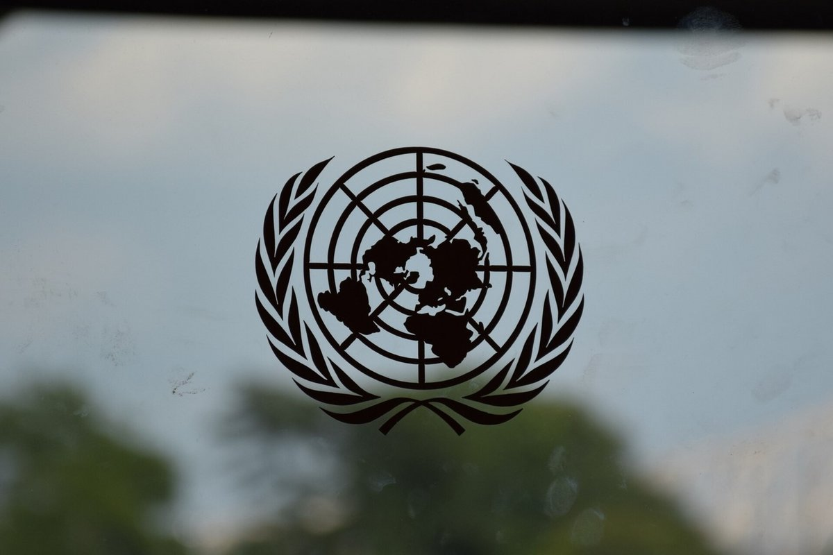 Logo ONU New York © Alexandre Boero