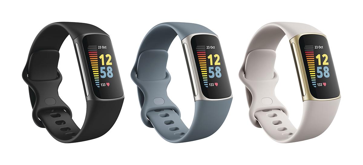 Leak Fitbit Charge 5 Evleaks