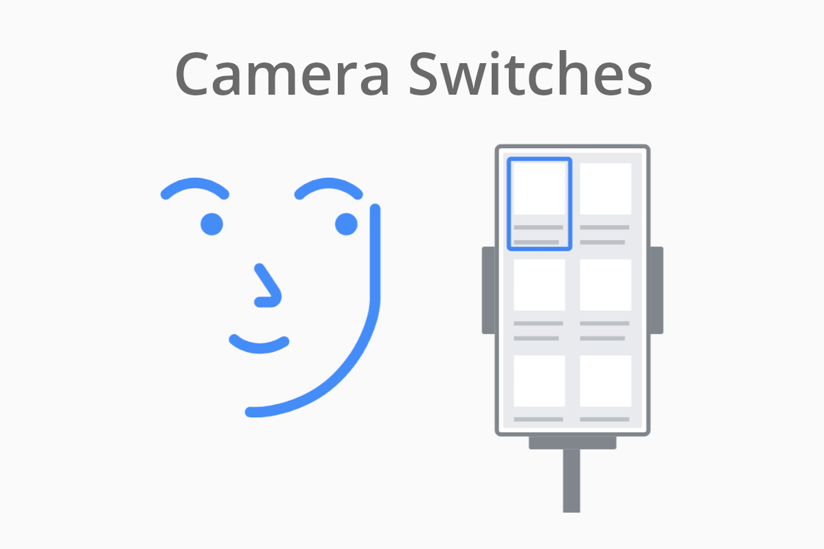 Camera Switches © Google