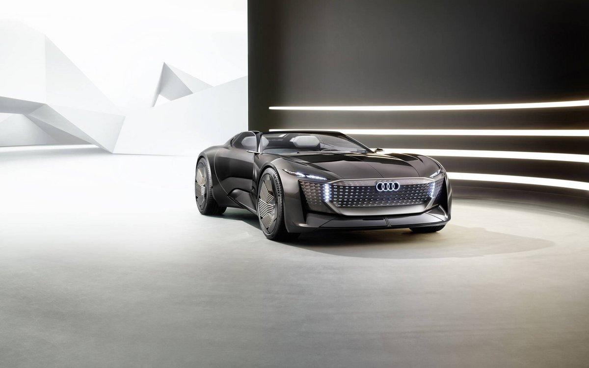 Audi Skysphere © © Audi