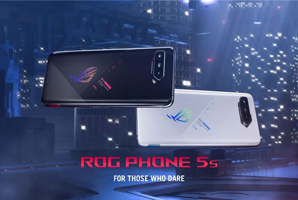 Asus Rog Phone 5S © Asus