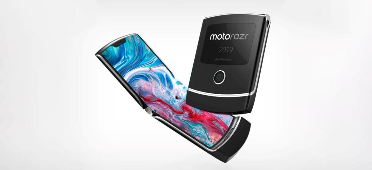 Razr 2019 Motorola Android 11 © Motorola