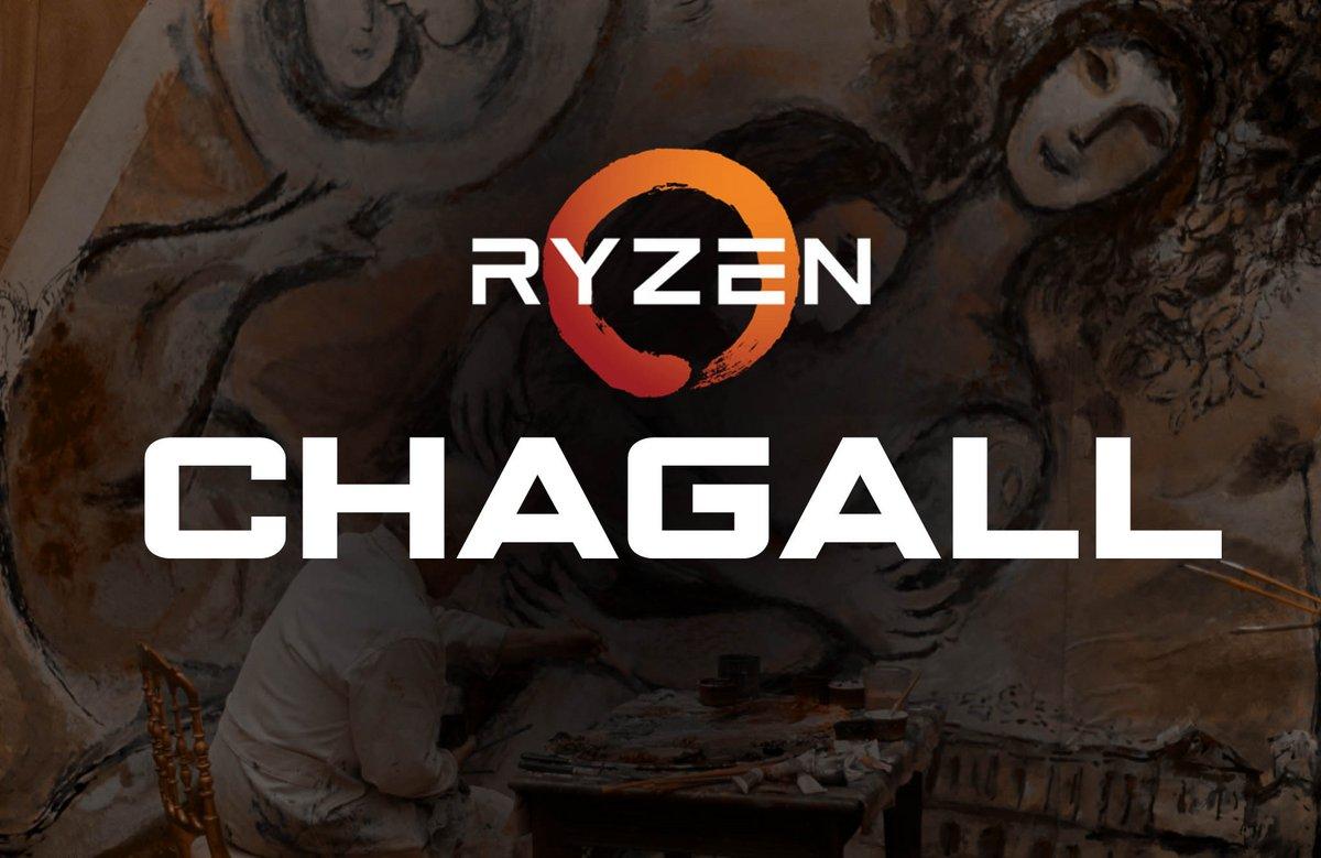 AMD Threadripper Chagall © WCCFTech