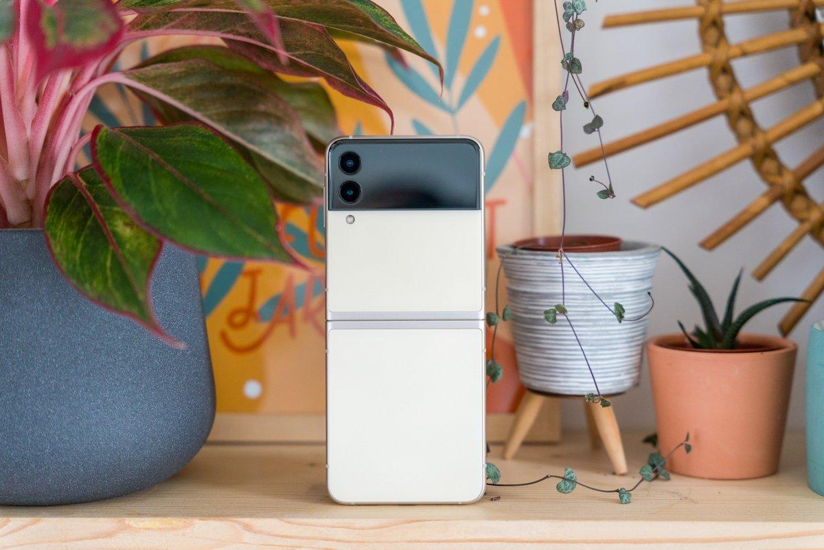 Samsung Galaxy Z Flip 3 test © ©Pierre Crochart pour Clubic