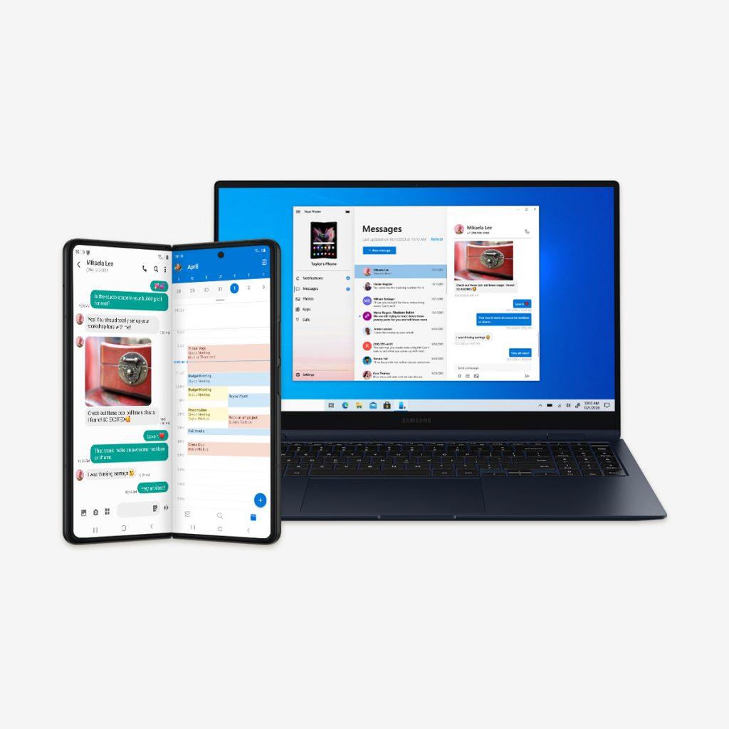 Microsoft Samsung Fold © Microsoft