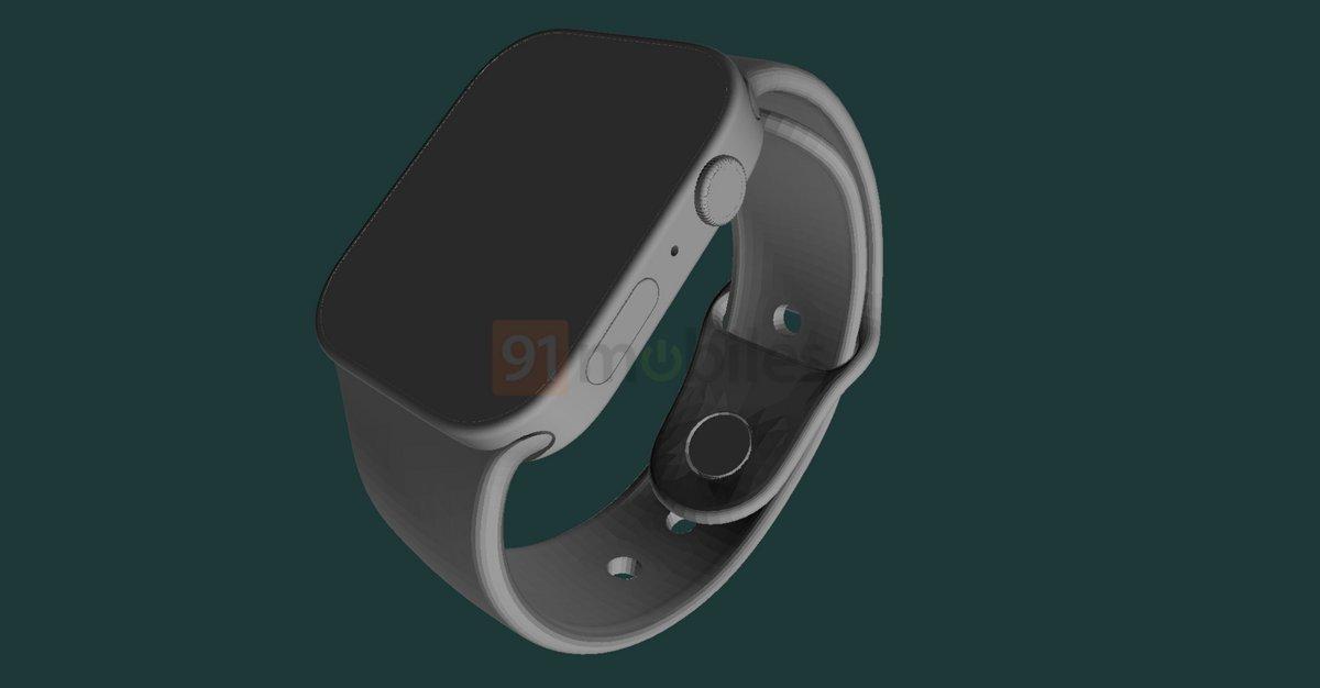 Apple Watch 7 © 91mobiles