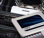 Crucial MX500 1 To : un SSD sans compromis pour moins de 90€