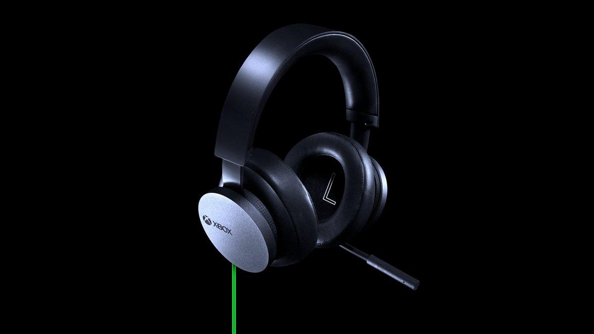 Casque stéréo Xbox © Microsoft