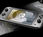 Nintendo Switch Lite : la nouvelle édition Pokémon Dialga & Palkia est disponible en précommande