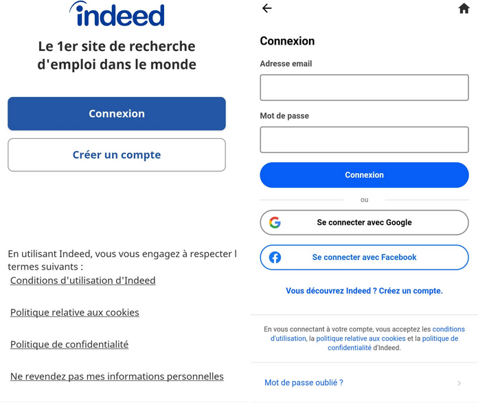 indeed recherche emploi
