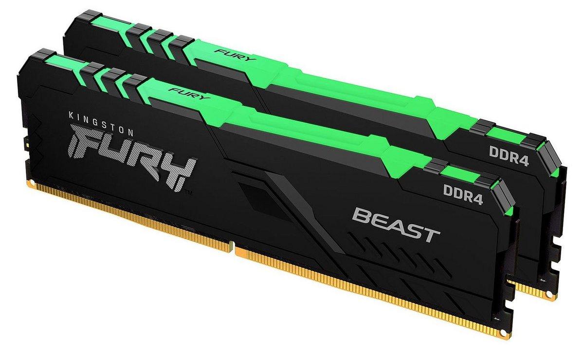Kingston FURY Beast DDR4 RGB © Kingston