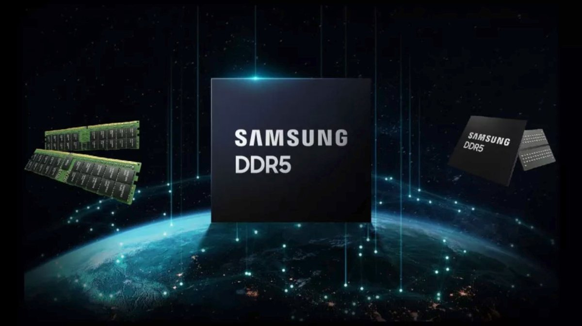 Samsung DDR5 © © Samsung