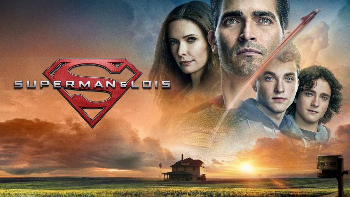 Superman and Lois © The CW