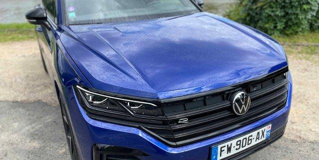 Essai Volkswagen Touareg R eHybrid : on a testé la voiture la plus puissante (et la plus plus chère) du constructeur