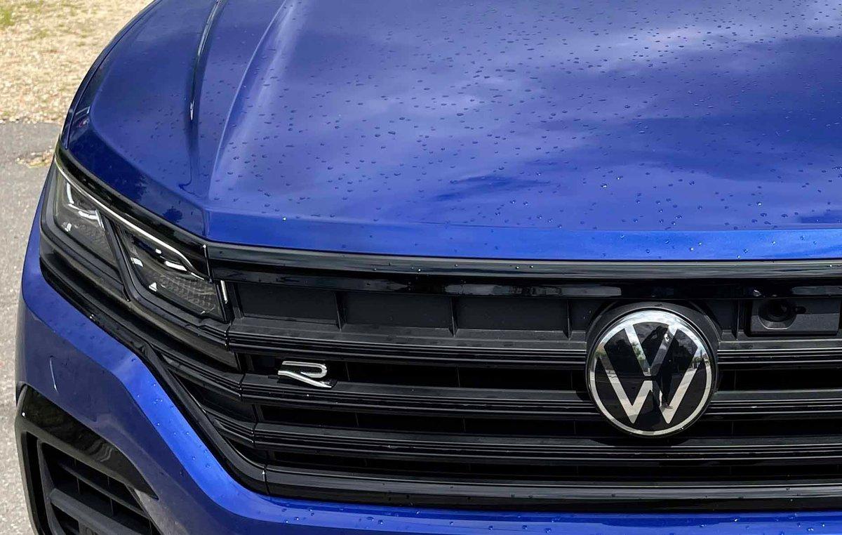 Volkswagen Touareg R eHybrid © Jérôme Cartegini