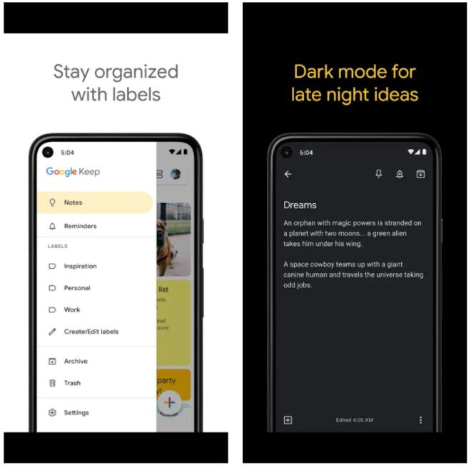 Google Keep Notes (3)