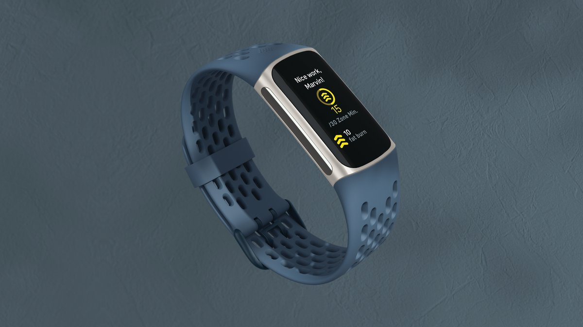 Fitbit Charge 5 © Fitbit