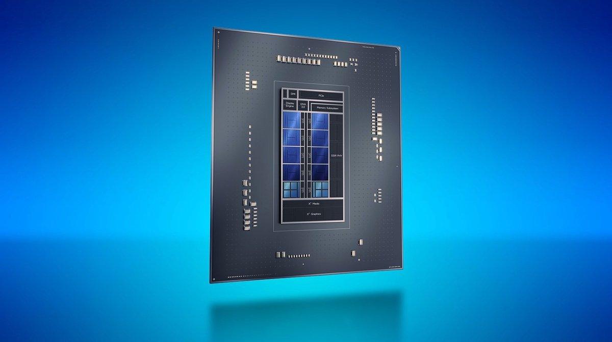 Intel Ader Lake-S © © Intel