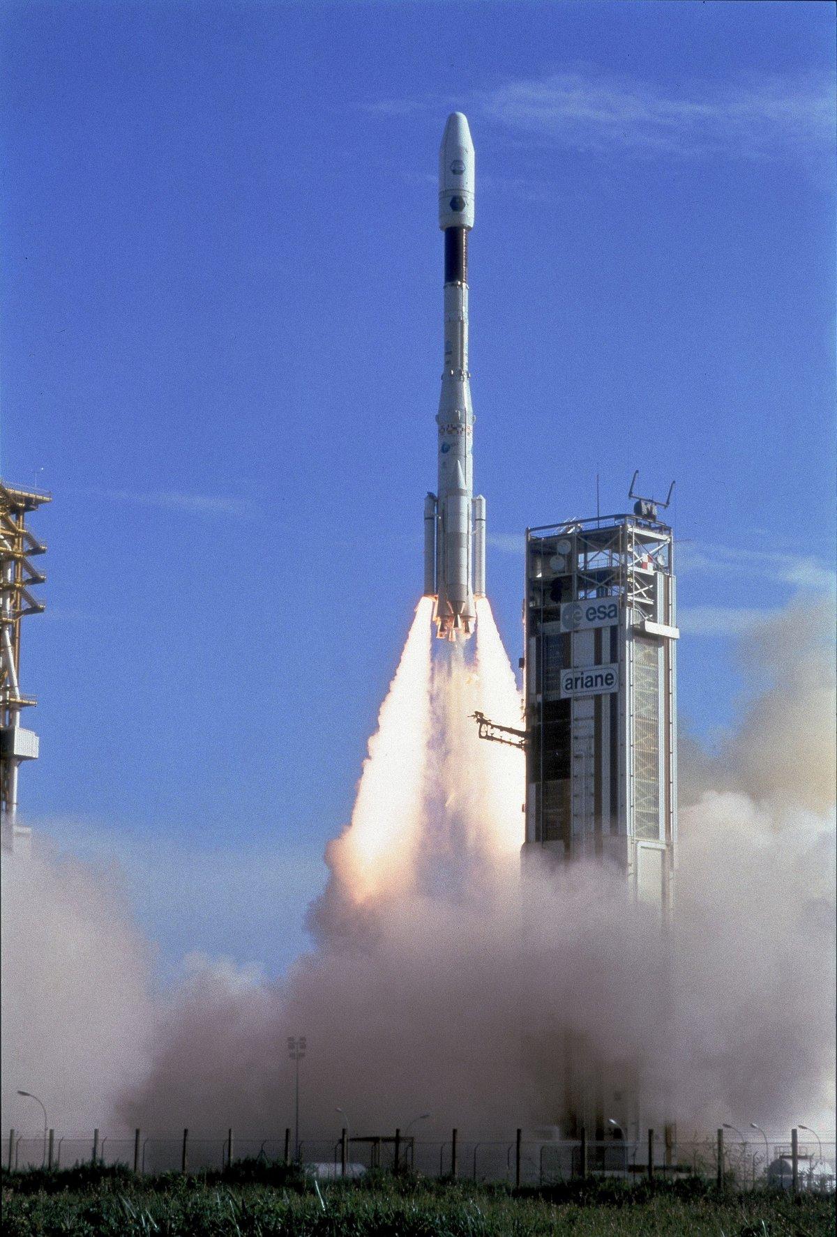 Ariane 4 © ESA
