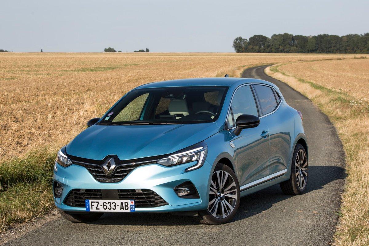 Renault Clio E-Tech 145 © Camille Pinet pour Clubic