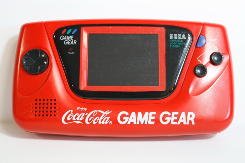 Coca Cola Game Gear