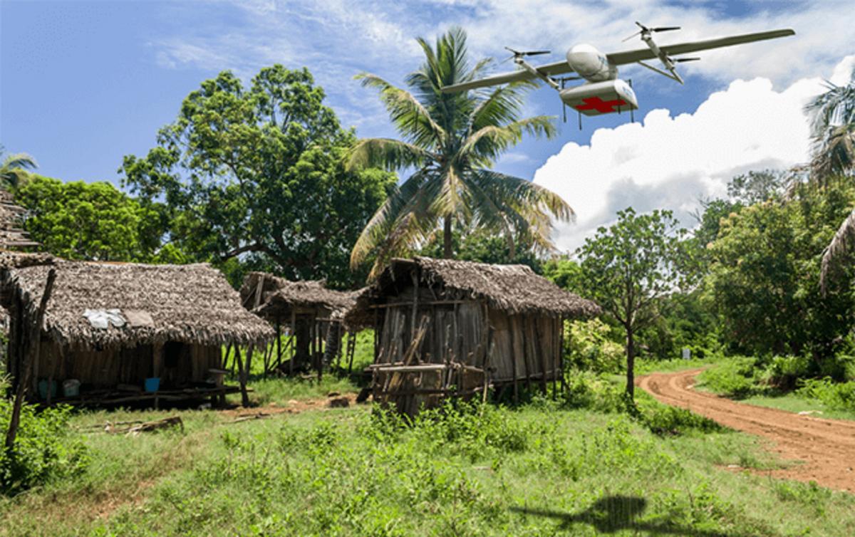 Aerial Metric drone © Aerial Metric