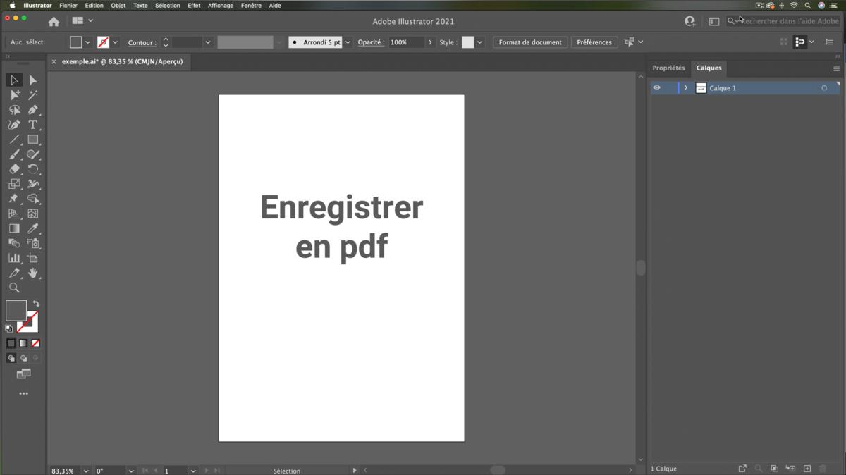 Document que vous voulez enregistrer © Romain Duclos