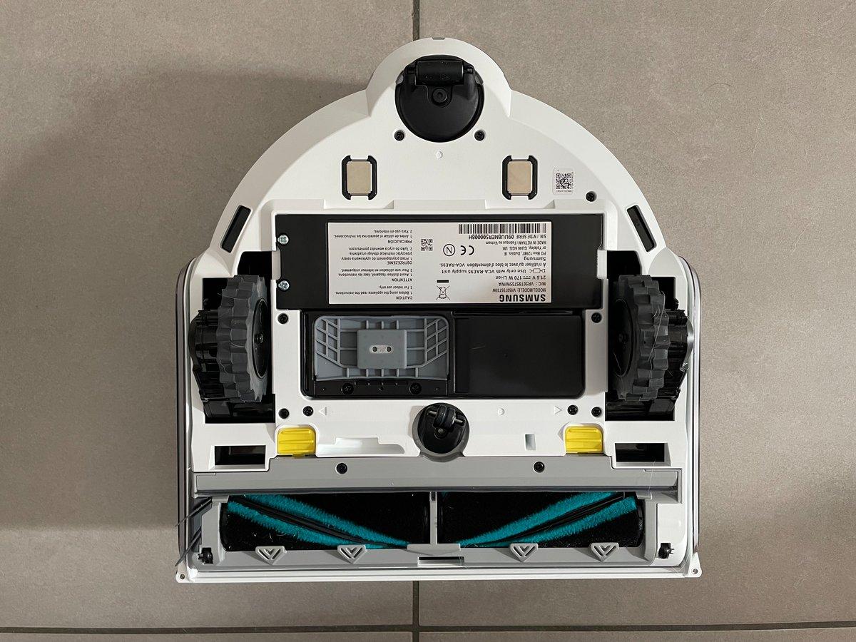 Test Samsung JetBot AI+ © Mathieu Grumiaux pour Clubic