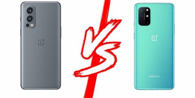OnePlus Nord 2 vs OnePlus 8T : quel smartphone OnePlus choisir ?