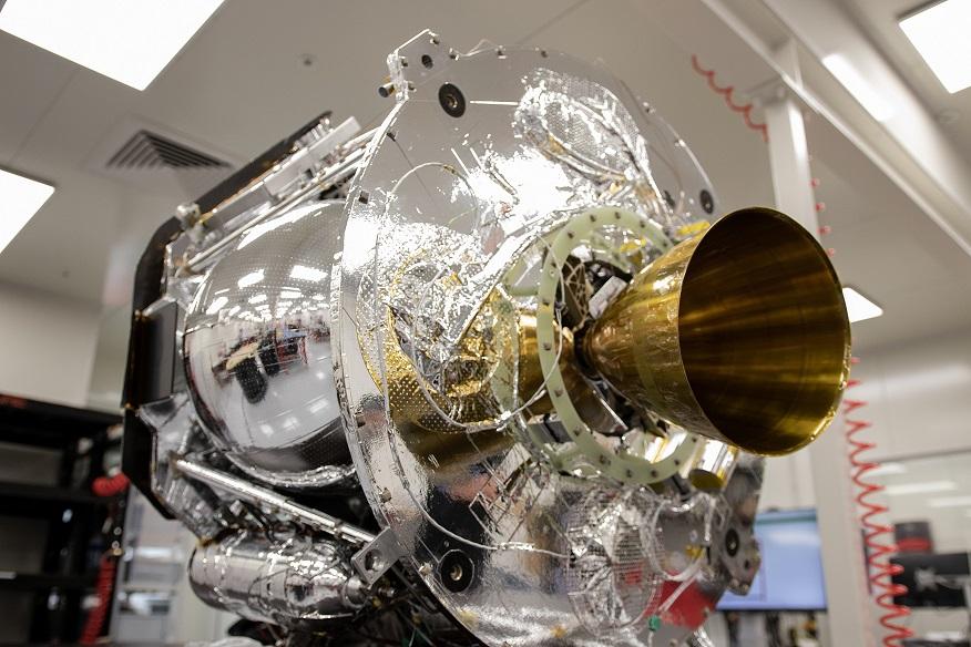 RocketLab Photon plateforme CAPSTONE © Rocket Lab